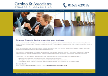Cardno and Associates