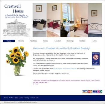 Crestwell House B&B