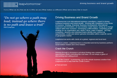 Leaptomorrow