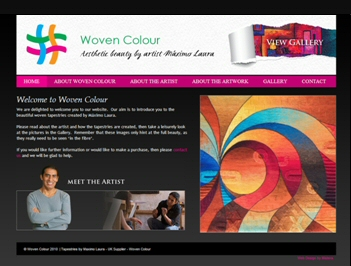 Woven Colour