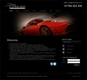 Websites For Car Dealers