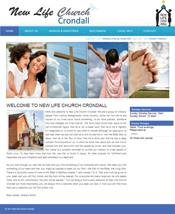 New Life Church Crondall